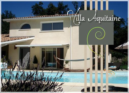Location villa aquitaine chambres d 39 h tes landes for Chambre d hote aquitaine